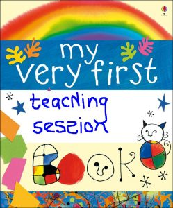 my first teaching session