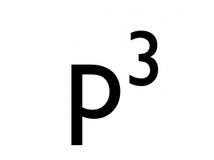 p cubed concept