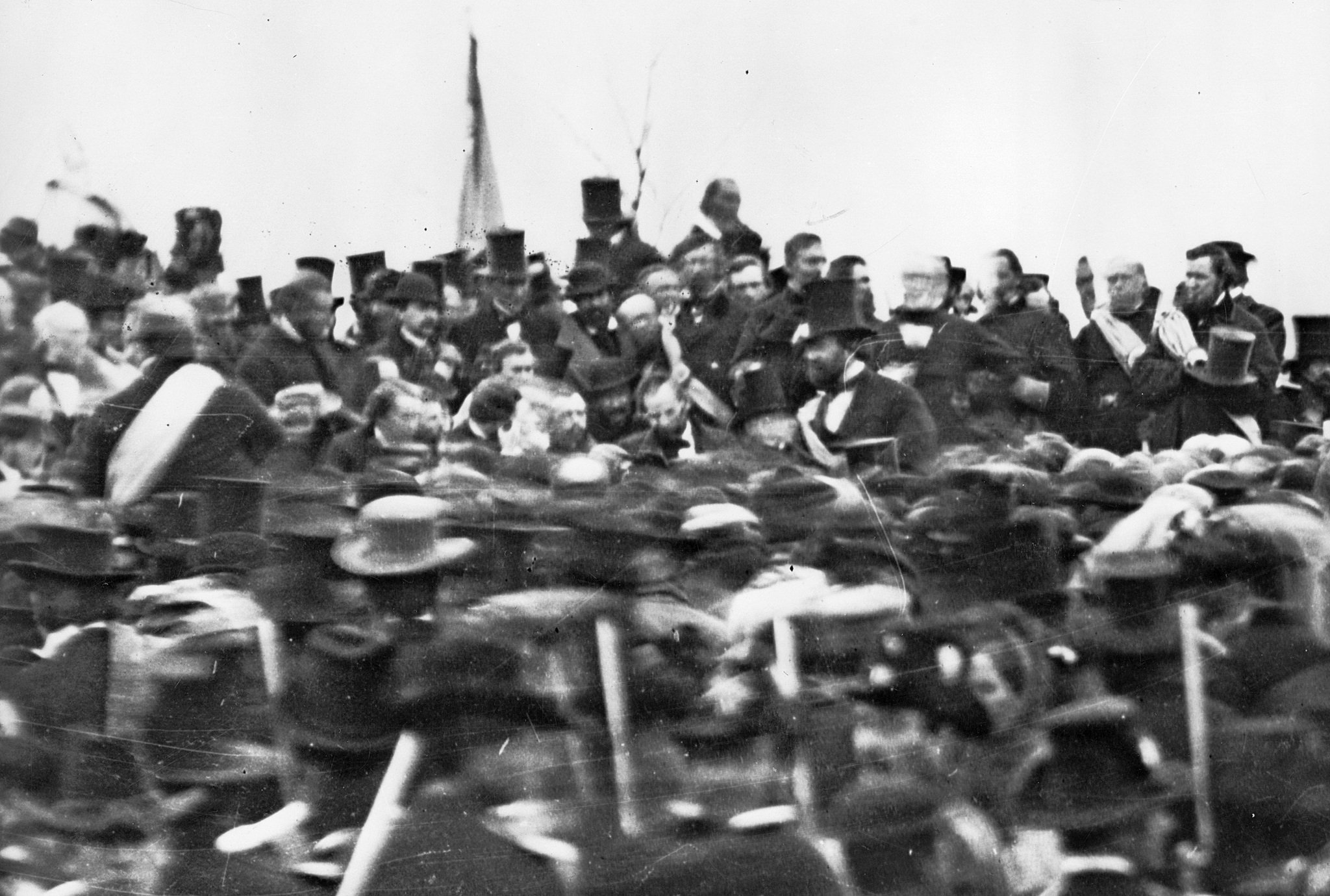 your gettysburg address should change your world