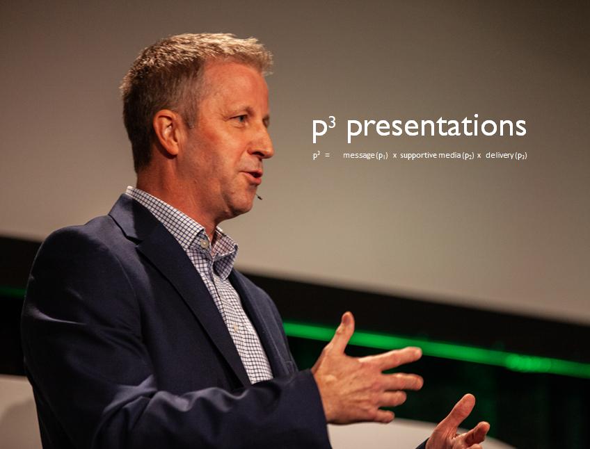 p cubed presentations